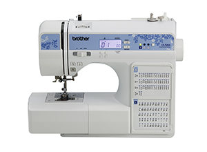 MAQUINA DE COSER BROTHER CS7205