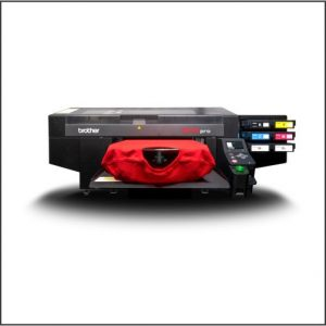 impresora textil brother gtx pro